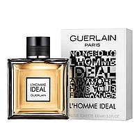 Guerlain L Homme Ideal edt тестер. герлен духи мужские.