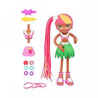 Кукла-конструктор Betty Spaghetti Зоуи Пляжный стиль, 17 см