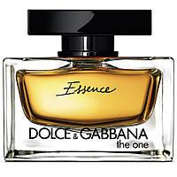 Женская парфюмерия The One Essence Dolce&Gabbana , дольче габбана духи
