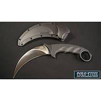 Нож керамбит Cold Steel Tiger VG1, большой мощный и надежный керамбит