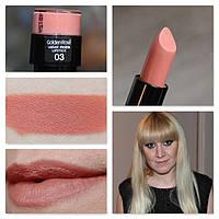 Губная помада Golden Rose Velvet Matte Lipstick 03