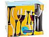 Набор бокалов для красного вина Domino 6х250 мл, фото 2