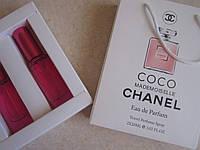2 по 20 мл парфюм в подарочной упаковке Coco Mademoiselle Chanel