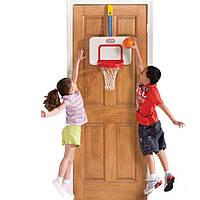 Баскетбольный щит с кольцом навесной Little Tikes