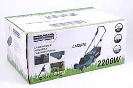 Газонокосилка Euro craft LM2020, фото 2