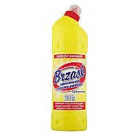 Универсальное чистящее средство с эффектом отбеливания BRZASK (лимон), 1 л