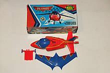 Самолет на батарейках,ездит арт 301-2