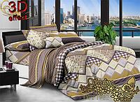 Семейный комплект постельного белья Sveline Tekstil PC1722 (поликоттон)