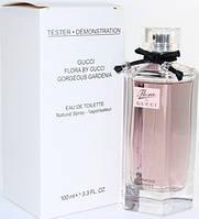 Gucci Flora By Gucci Gorgeous Gardenia edt 100 ml w ТЕСТЕР