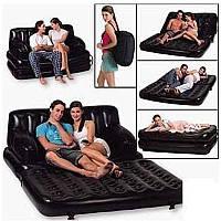 Диван трансформер - 5 позицій Sofa Bed (Софа Бід)