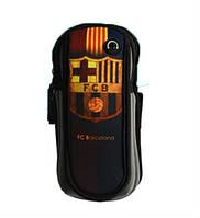 Сумка на руку FC Barcelona для смартфонов до 5.8 дюймов