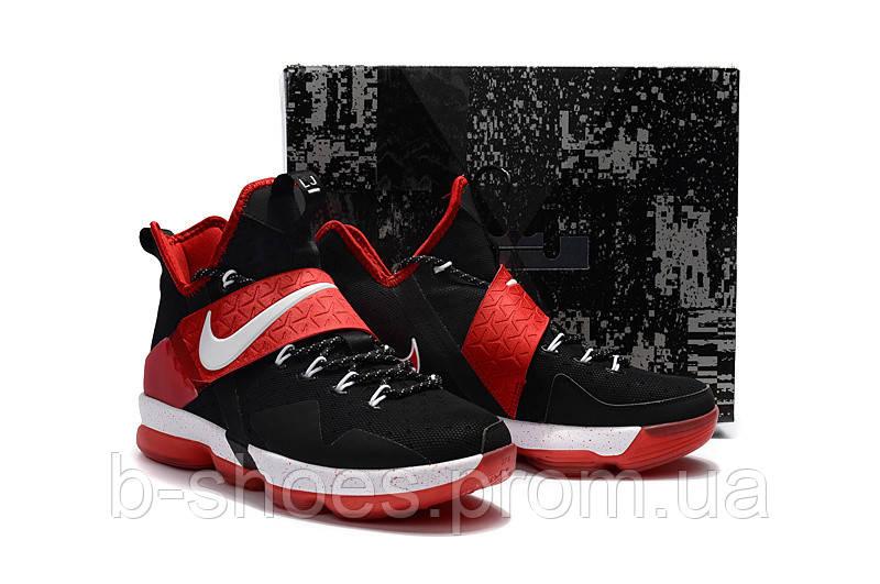 ... Детские баскетбольные кроссовки Nike LeBron 14 (Black Red-White), ... 2e8be8dbdc5