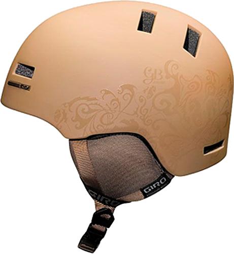 Горнолыжный шлем Giro Shiv SS, Гретхен Бляйлер+аудио гарнитура (GT)