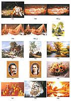 Картини під брштин 13
