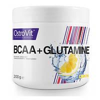 BCAA + L-Glutamine 200г от OstroVit