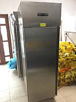 Холодильный шкаф из нержавейки на 700 литров, фото 1