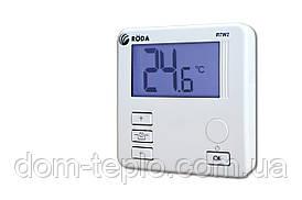 Программатор(термостат) комнатный проводной дневной Roda RTW2
