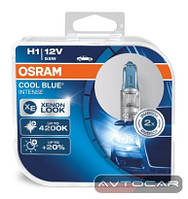 Osram Cool Blue Intense / тип ламп H1 / комплект 2шт.