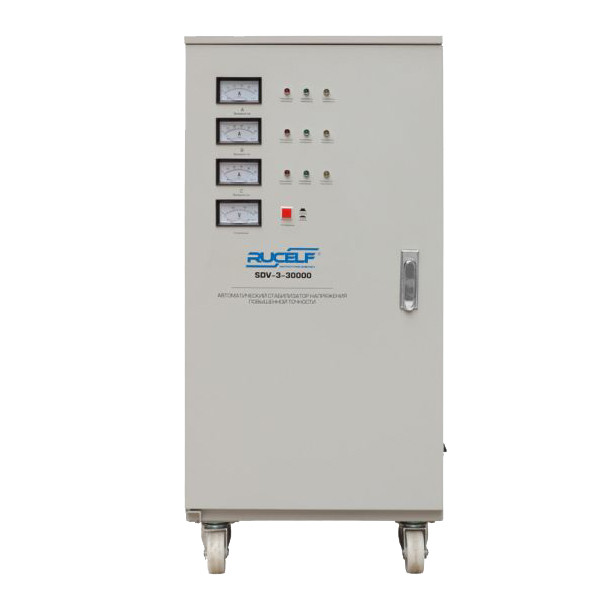 Стабілізатор RUCELF SDV-3-30000