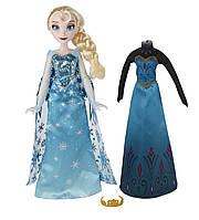 Кукла Эльза со сменным нарядом Frozen - Hasbro