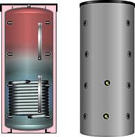Теплоаккумуляторные емкости для систем отопления, буферные аккумуляторы тепла Meibes (Германия)
