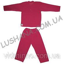 Махровая пижама Домашняя на рост 86-92 см - Махра
