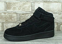 Кроссовки Nike Air Force High Suede , фото 1