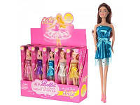Кукла типа Барби балерина,30см, 10шт (5 видов) в дисплее, LH201572