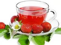 Чай для ванны с клубникой Клубничный мусс