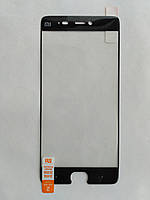 Оригинальная защитная пленка для Xiaomi Mi5s с черной рамкой, фото 1