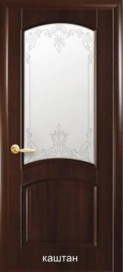 """Двери Антре с рисунком Р3 пленка пвх """"De Luxe"""""""