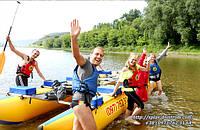 Каждый сплав по реке Днестр - это прекрасные новые знакомства, это новые друзья и эмоции.