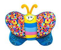 """Антистрессовая игрушка мягконабивная """"SOFT TOYS """"Метелик"""", джинсовый, DT-ST-01-56"""
