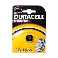 Батарейка Duracell CR2025