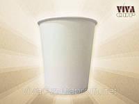 Одноразовые кофейные стаканчики 182 мл