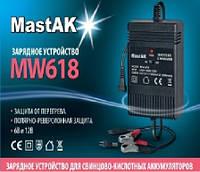 Зарядний пристрій MastAK MW 618 (6/12В 1,8А)