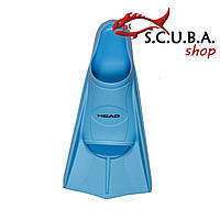 Ласты тренировочные для бассейна Head Soft, размер 33/34