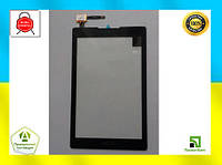 Тачскрин для планшета asus z170mg черный, оригинальный
