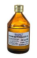 Метронидазол 5% 100,0 (Базальт) раствор для иъекций ветеринарный противомикробный препарат