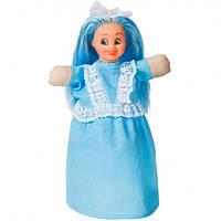"""*Кукла - рукавичка для кукольного театр """"Мальвина"""" арт. 186"""