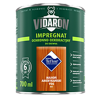 Видарон импрегнат Vidaron impregnat 9 л индийский палисандр v09