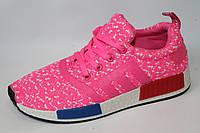 Подростковая спортивная обувь. Кроссовки для девочек от фирмы Dual YB515-10 (8пар, 36-41)