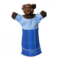 "*Кукла - рукавичка для кукольного театр ""Кабан"" арт. 155"