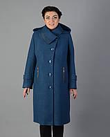 Пальто  женское больших размеров 50-60р