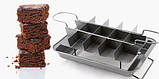 Форма для выпечки Брауни Perfect Brownie Pan Set, фото 3