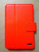 Чехол на планшет 7 дюймов MELENYUM (ОРАНЖЕВЫЙ ЭЛЕКТРИК)