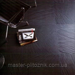 Мрамор матовая Черная рельефная