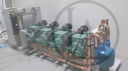 Многокомпрессорные холодильные агрегаты, фото 2