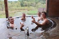Экскурсионно - оздоровительный тур в Закарпатье с купанием в чанах!
