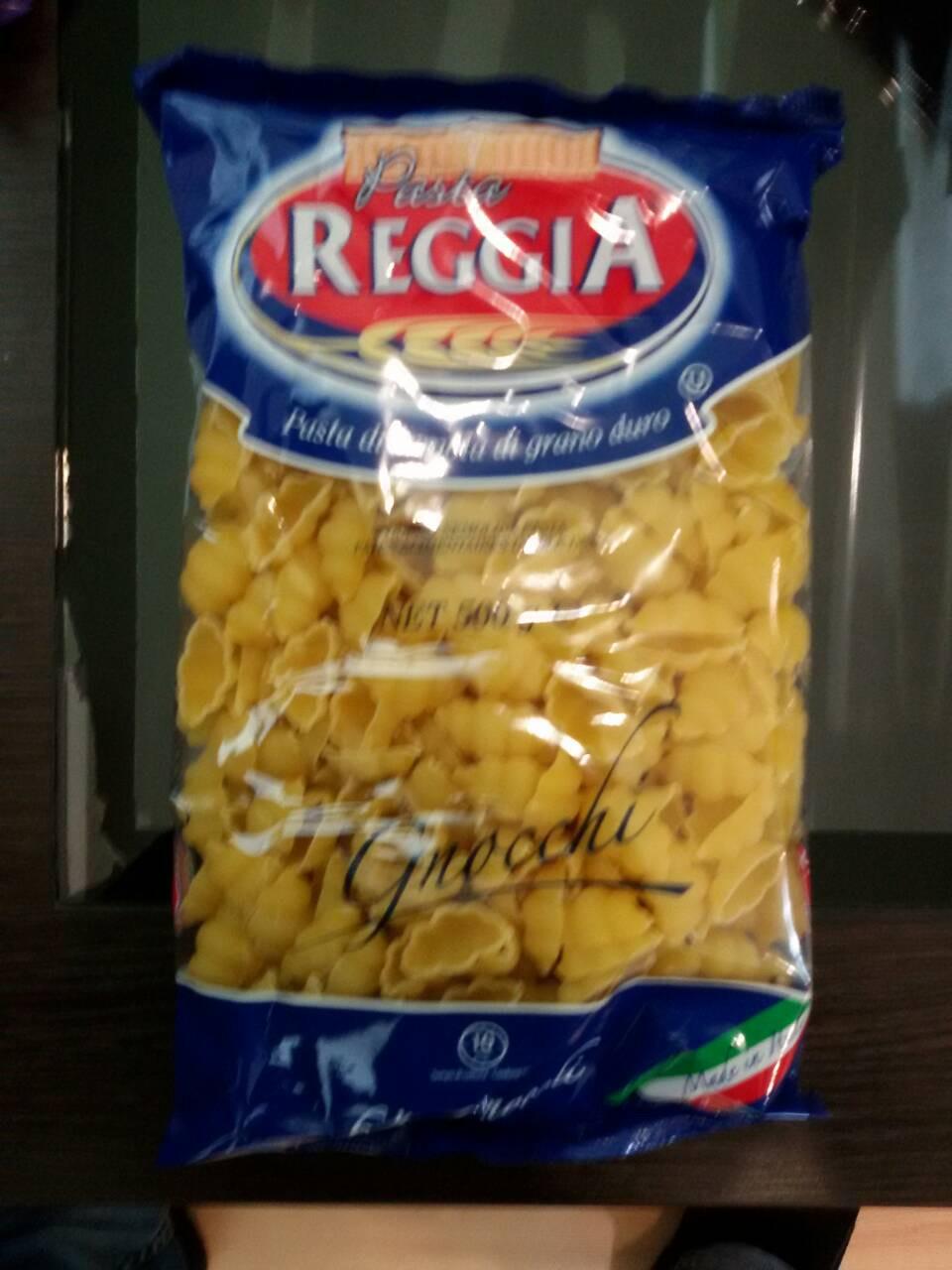 Макароны Pasta Reggia Ginucchi Паста Реггиа Гинучи №10 500г.